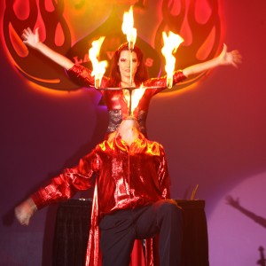 August Entertainment Inc. - Las Vegas Style Entertainment / Fire Eater in Las Vegas, Nevada