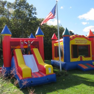 Steve's Bounce House - Party Inflatables / Outdoor Party Entertainment in Coventry, Rhode Island