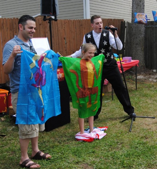 Birthday Party Entertainment Nj: Children's Party Magician In