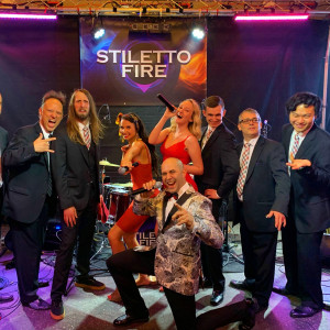 Stiletto Fire - Wedding Band in Detroit, Michigan