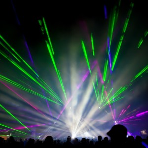 Stimulated Emissions Laser Show Productions - Laser Light Show in Chico, California
