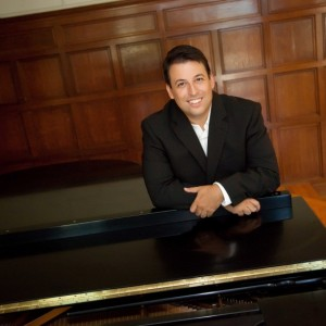 St. Louis Pianist Dave Becherer