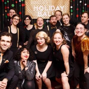 The Syncopators - Swing Dance Performance - Swing Dancer / Dance Troupe in Seattle, Washington