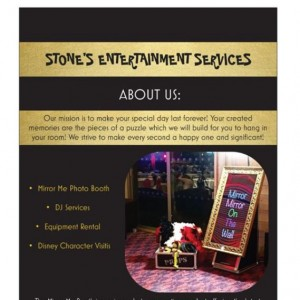 Stone's Entertainment Services - Photo Booths / Family Entertainment in South Yarmouth, Massachusetts