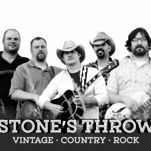 Stone's Throw - Country Band / Classic Rock Band in Norman, Oklahoma