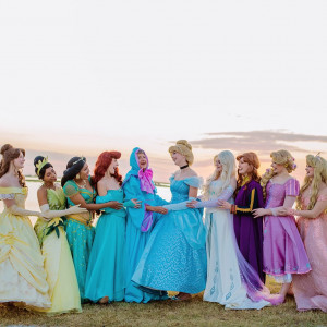 Storybook Princesses - Princess Party in Owasso, Oklahoma