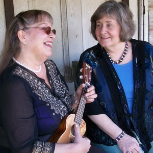 Storyteller BZ Smith & Musician Peg Reza - Storyteller in Sonora, California