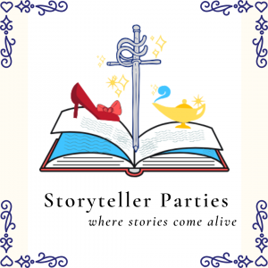 Storyteller Parties - Children's Party Entertainment / Traveling Theatre in Oklahoma City, Oklahoma