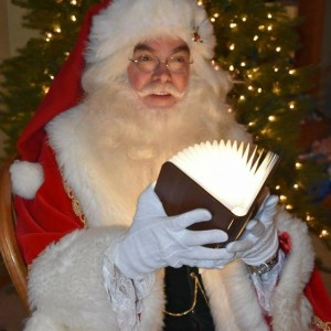 Storytelling Santa - Santa Claus / Holiday Party Entertainment in Dayton, Ohio