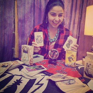Storytime Psychic Alliance - Tarot Reader / Halloween Party Entertainment in Seattle, Washington