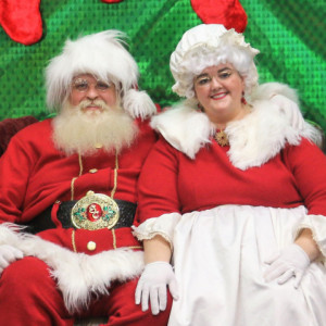 StoryTimeSanta - Santa Claus / Holiday Party Entertainment in Bakersfield, California