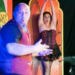 Strange Danger Thrill Show - Circus Entertainment / Variety Show in Houston, Texas