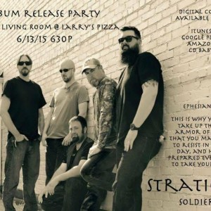 Stratiotis - Southern Rock Band in Fort Smith, Arkansas