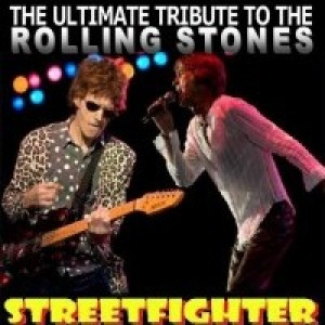 STREETFIGHTER Rolling Stones Tribute - Rolling Stones Tribute Band / 1980s Era Entertainment in New York City, New York