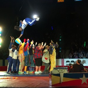 Strength and Energy - Acrobat / Circus Entertainment in Edwardsville, Illinois