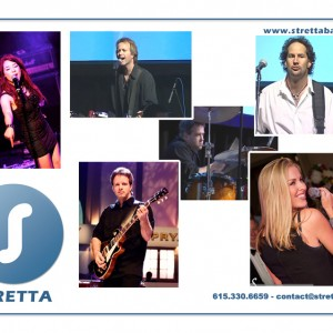 Stretta - Wedding Band / 1980s Era Entertainment in Mount Juliet, Tennessee