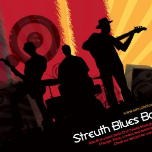 Streuth Blues - Blues Band in Santa Cruz, California