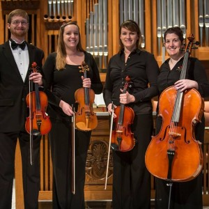 Southern Indiana String Quartet (SisQ) - Classical Ensemble / Holiday Party Entertainment in Evansville, Indiana