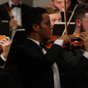 String's and Sound - Violinist / Wedding Entertainment in Oklahoma City, Oklahoma