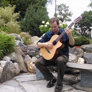 Stuart Ross Johnson - Classical Guitarist / Wedding Musicians in Indianapolis, Indiana