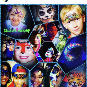 Studio 8 makeup - Face Painter / Balloon Twister in Gulfport, Mississippi