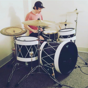 Studio Drummer / Drummer For Hire  - Drummer in Burlington, Vermont