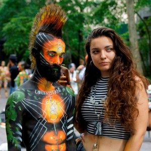 SubDivine - Body Painter in Miami, Florida