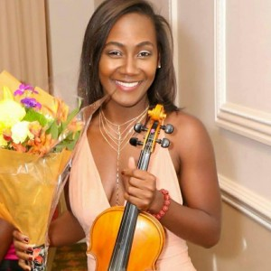 Sue Celestin-  Violion Enthusiast - Violinist in Boston, Massachusetts