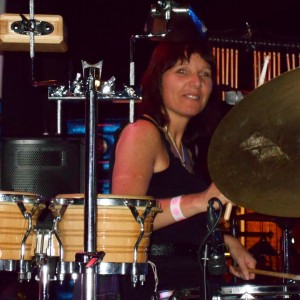 Sue Gillies - Professional Drummer/Vocalist - Drummer in Auburn, Massachusetts