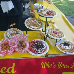 Sugar Daddy Funnel Cake - Caterer in College Park, Maryland