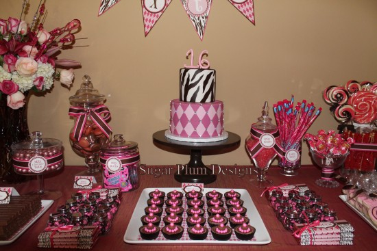 Debbie Kennedy Events & Design - Candy & Dessert Buffets ...