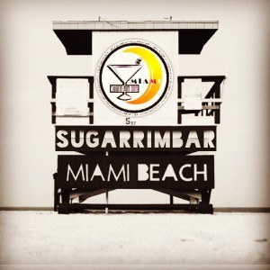 Sugar Rim Bar Miami