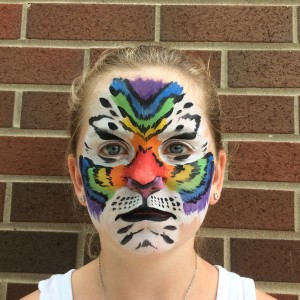 Sugar & Snails - Face Painter in Grand Rapids, Michigan