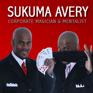 Sukuma Avery - Corporate Magician in Las Vegas, Nevada