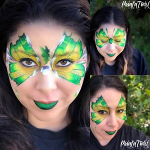 Paint 'n' Twist - Face Painter / Halloween Party Entertainment in Idaho Falls, Idaho