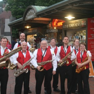 Sultans of Sax - 1920s Era Entertainment in Rehoboth, Massachusetts