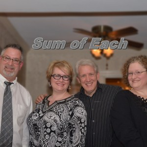 Sum of Each - Barbershop Quartet / Singing Group in Lancaster, Pennsylvania