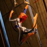 Summer Lacy - Aerialist / Balancing Act in New York City, New York