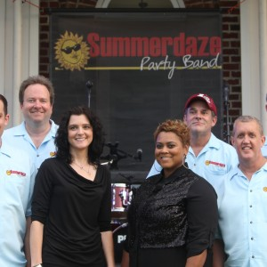Summerdaze Band - Dance Band / Prom Entertainment in Fort Mill, South Carolina