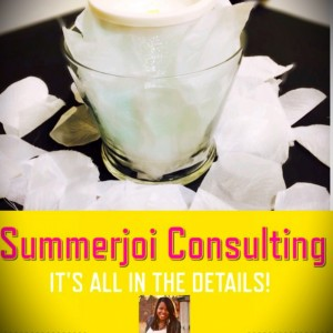 SummerJoi Consulting - Event Planner / Wedding Planner in Detroit, Michigan