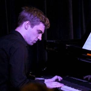 Matthew Thomson: Pianist, Vocalist - Jazz Pianist in Boston, Massachusetts