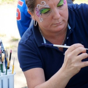 Sunglow Face Painting - Face Painter / Outdoor Party Entertainment in Galloway Township, New Jersey