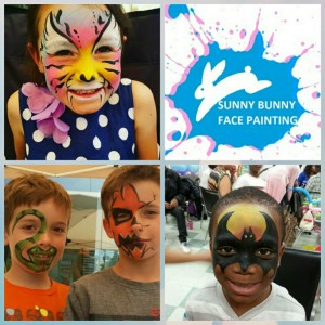 Sunny Bunny Face Painting - Face Painter in Toronto, Ontario