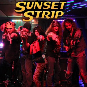 Sunset Strip - Heavy Metal Band in Quinte West, Ontario