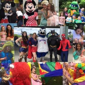 Sunshine Face Productions - Costumed Character / Children's Party Entertainment in Montvale, New Jersey