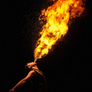 Sunshine Fire Entertainment - Fire Performer / Contortionist in Detroit, Michigan