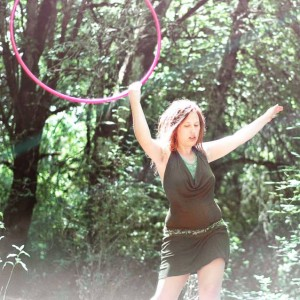 Sunshine Hooping - Hoop Dancer / Dancer in Portland, Oregon