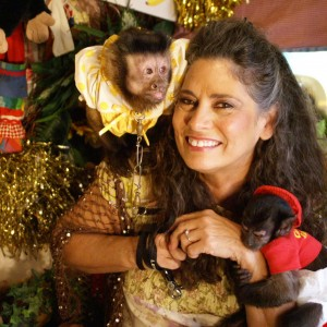 SunShine MonkeyShines (Mary Lynn the Monkey Lady) - Animal Entertainment / Petting Zoo in Knoxville, Tennessee