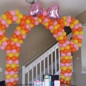Supa Baby Balloon Decor & More - Balloon Decor / Candy & Dessert Buffet in Jacksonville, Florida