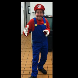 Super Mario - Children's Party Entertainment in Goshen, Ohio